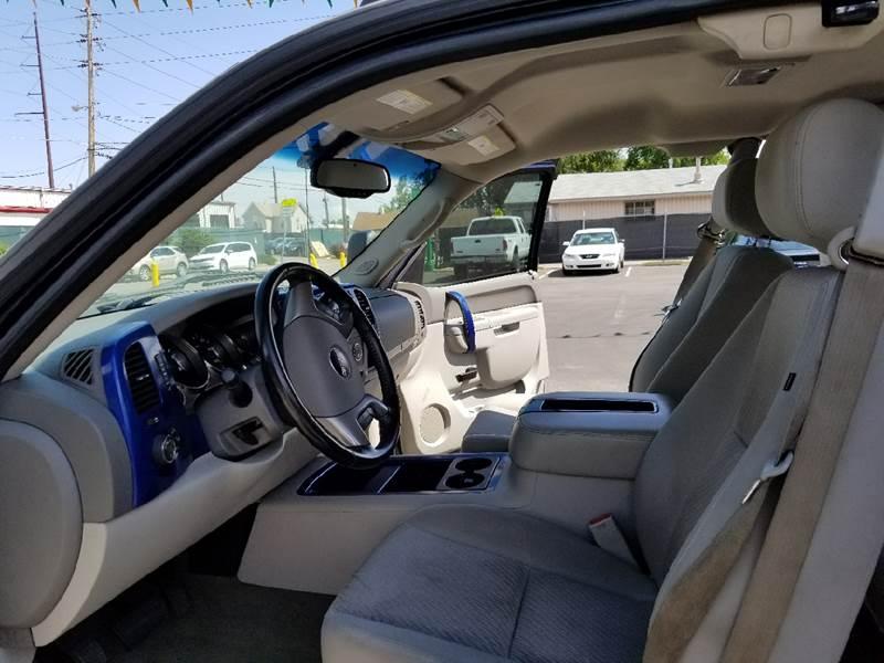 2010 GMC Sierra 1500 4x4 SLE 4dr Extended Cab 6.5 ft. SB - Denver CO