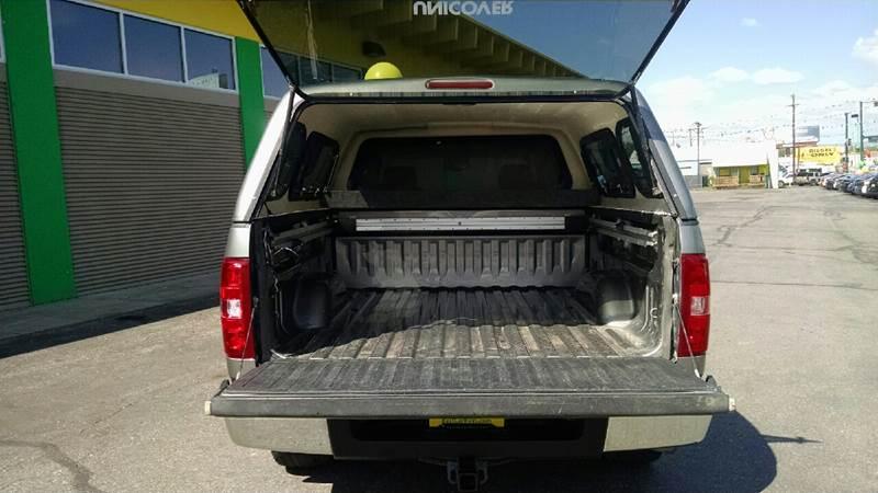 2009 Chevrolet Silverado 1500 4x4 LT 4dr Crew Cab 5.8 ft. SB - Denver CO