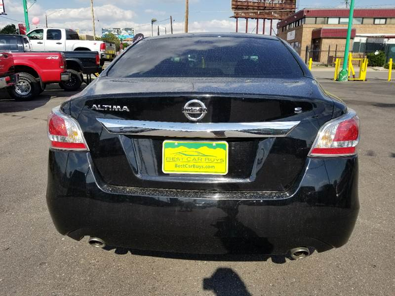 2015 Nissan Altima 2.5 S 4dr Sedan - Denver CO