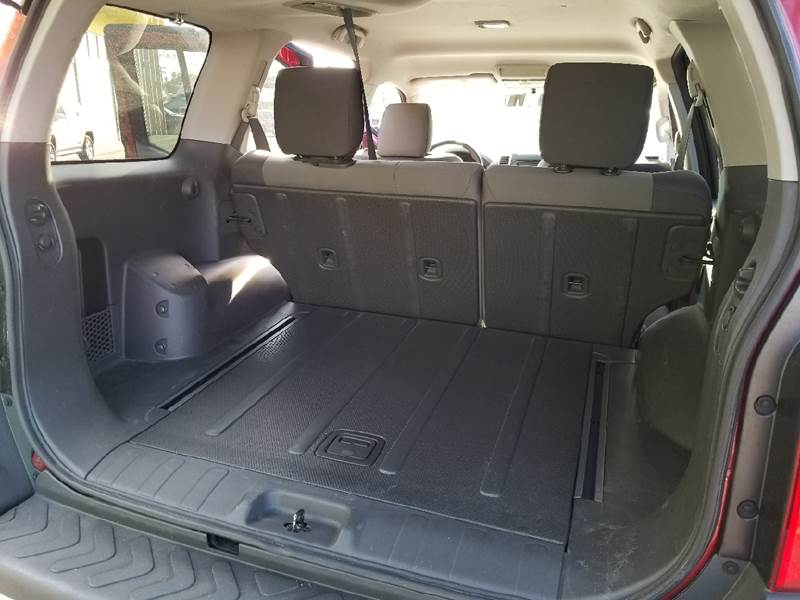 2015 Nissan Xterra 4x4 X 4dr SUV - Denver CO