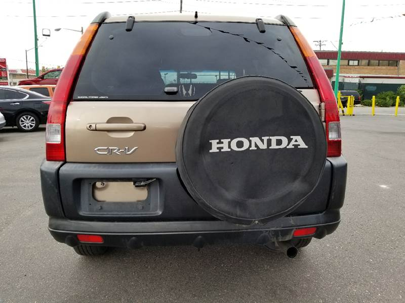 2003 Honda CR-V AWD EX 4dr SUV - Denver CO
