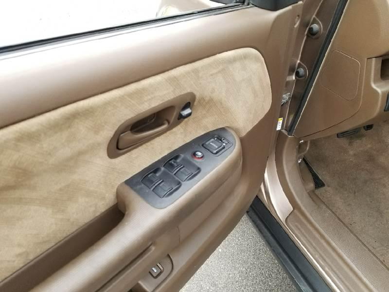 2003 Honda CR-V AWD EX 4dr SUV - Denver CO