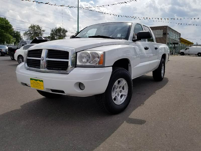 2006 Dodge Dakota SLT 4dr Quad Cab 4WD SB - Denver CO