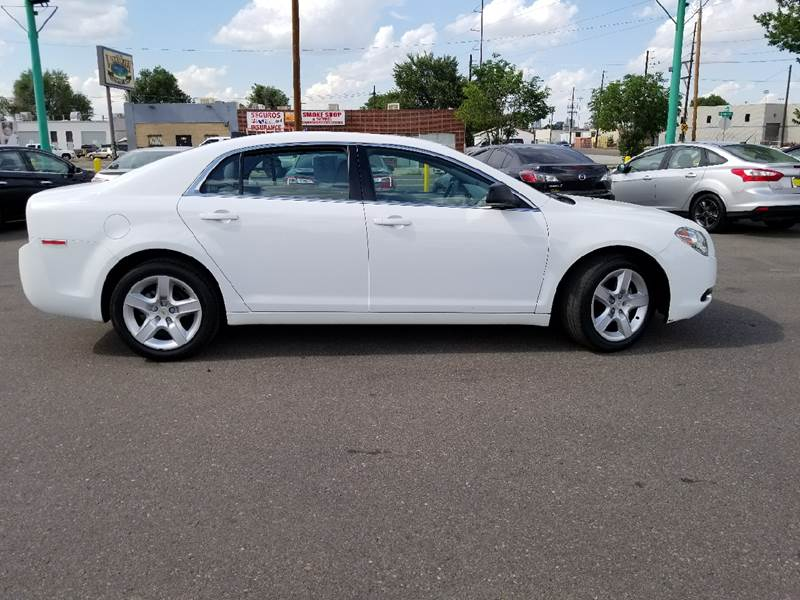 2012 Chevrolet Malibu LS Fleet 4dr Sedan - Denver CO