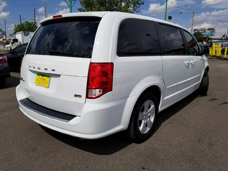 2013 Dodge Grand Caravan SE 4dr Mini-Van - Denver CO