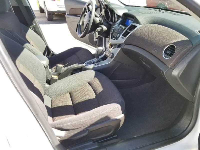 2015 Chevrolet Cruze 1LT Auto 4dr Sedan w/1SD - Denver CO