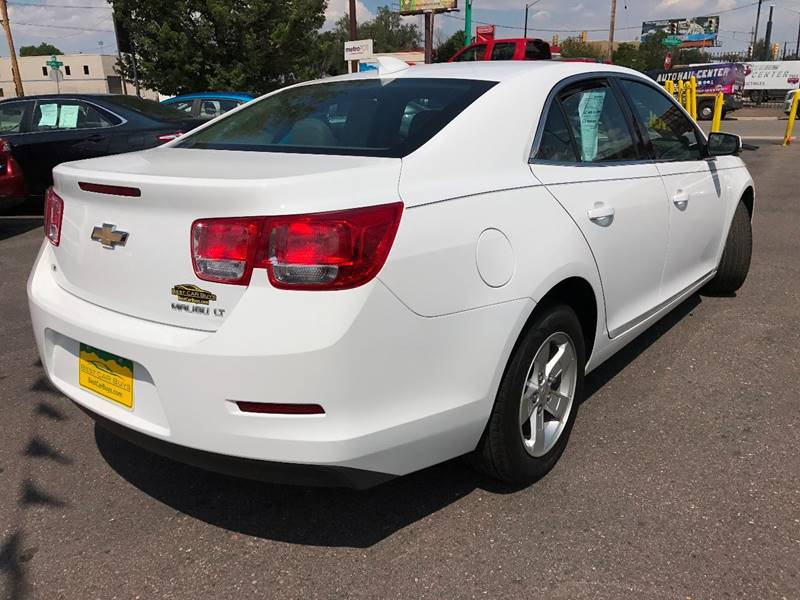 2015 Chevrolet Malibu LT 4dr Sedan w/1LT - Denver CO