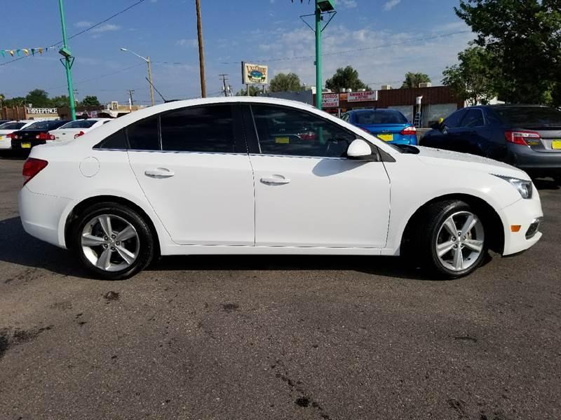 2015 Chevrolet Cruze 2LT Auto 4dr Sedan w/1SH - Denver CO