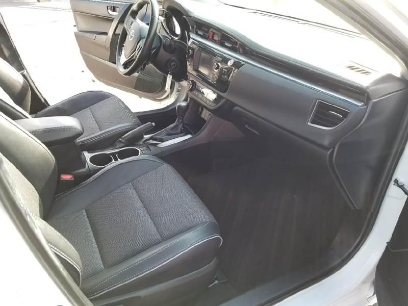 2016 Toyota Corolla S Plus 4dr Sedan 6M - Denver CO