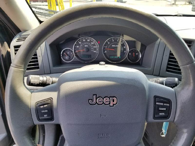 2007 Jeep Grand Cherokee 4x4 Limited 4dr Crossover - Denver CO