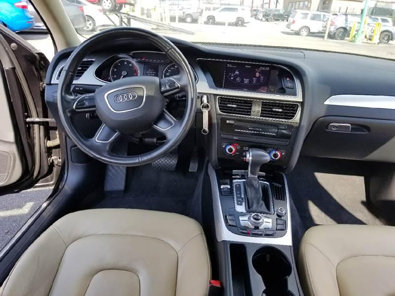 2013 Audi A4 AWD 2.0T quattro Premium Plus 4dr Sedan 8A - Denver CO