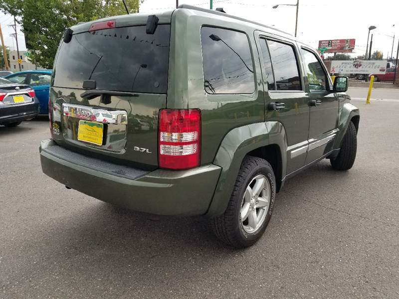 2008 Jeep Liberty 4x4 Limited 4dr SUV - Denver CO