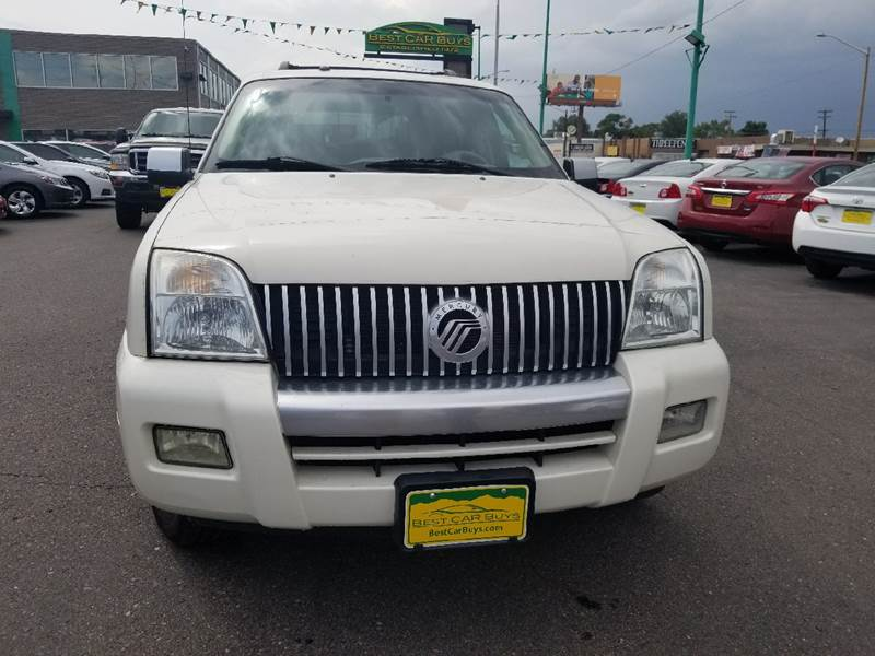 2007 Mercury Mountaineer AWD Premier 4dr SUV V6 - Denver CO