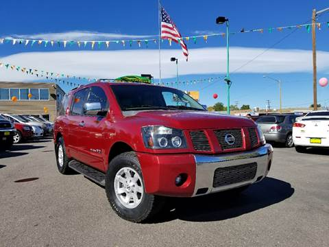 2006 Nissan Armada for sale in Denver, CO