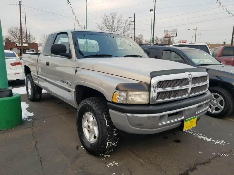 Dodge Used Cars Pickup Trucks For Sale Denver Best Car Buys Premium