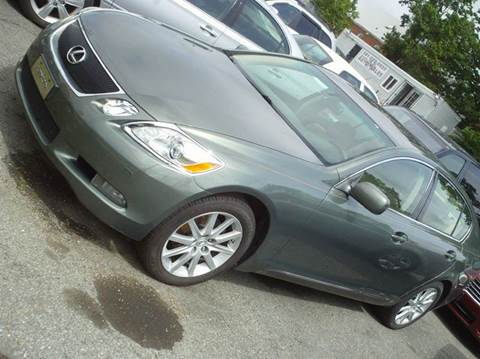 2006 Lexus GS 300 for sale at Marlboro Auto Sales in Capitol Heights MD