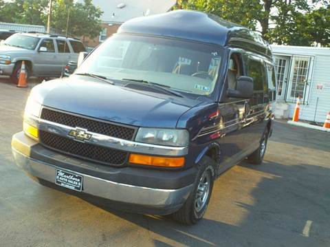 2004 Chevrolet Express Passenger for sale in Capitol Heights, MD