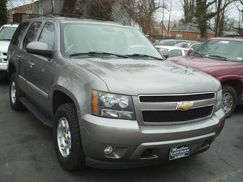 2007 Chevrolet Tahoe for sale at Marlboro Auto Sales in Capitol Heights MD