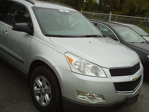 2011 Chevrolet Traverse for sale in Capitol Heights, MD