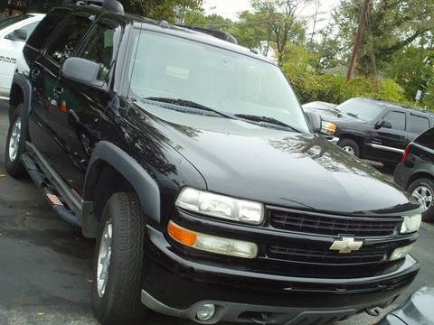 2004 Chevrolet Tahoe for sale in Capitol Heights, MD