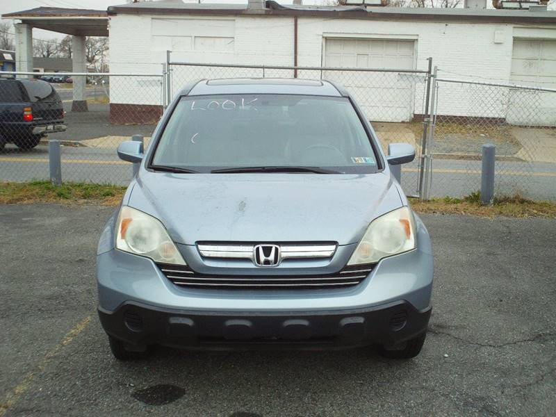 Honda Capitol Heights >> 2008 Honda Cr V Awd Ex L 4dr Suv In Capitol Heights Md