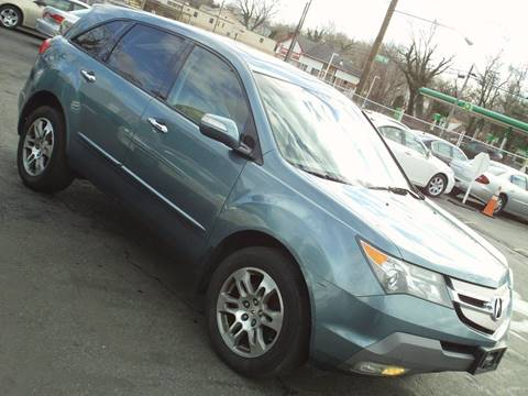 2008 Acura MDX for sale in Capitol Heights, MD