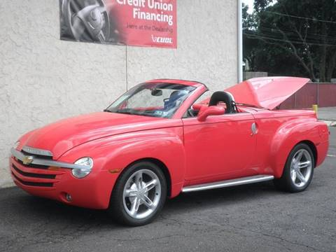 2004 Chevrolet SSR for sale in Feasterville Trevose, PA