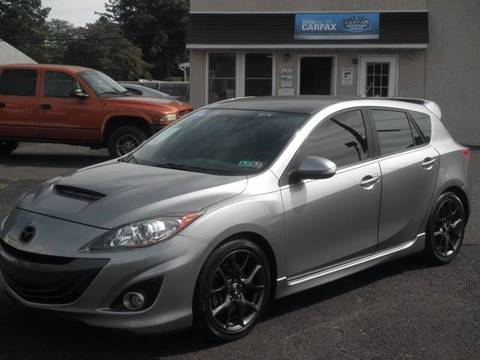 2010 Mazda MAZDASPEED3 for sale in Feasterville Trevose, PA