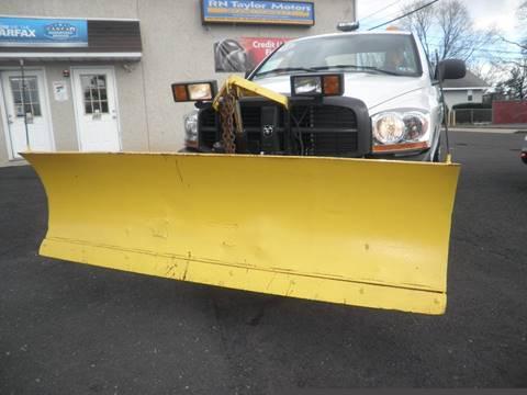 2006 Dodge Ram Pickup 2500 for sale in Feasterville Trevose, PA