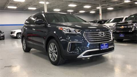 2017 Hyundai Santa Fe SE for sale at The Chevrolet Exchange in Lake Bluff IL