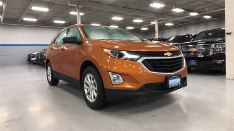 2018 Chevrolet Equinox LS for sale at The Chevrolet Exchange in Lake Bluff IL
