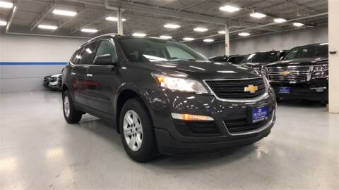 2014 Chevrolet Traverse LS for sale at The Chevrolet Exchange in Lake Bluff IL
