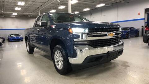 2019 Chevrolet Silverado 1500 LT for sale at The Chevrolet Exchange in Lake Bluff IL
