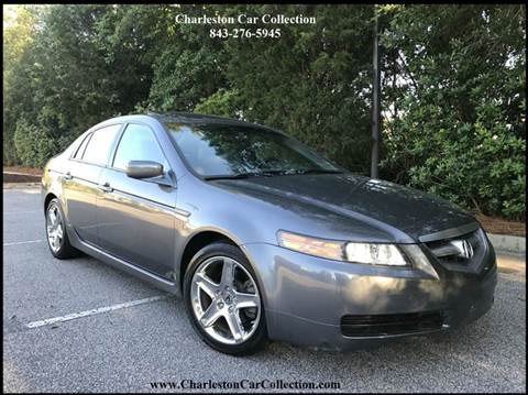 2006 Acura TL for sale at Charleston Car Collection in North Charleston SC