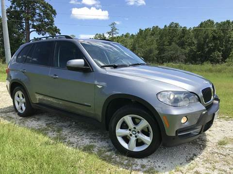 2007 BMW X5 for sale at Charleston Car Collection in North Charleston SC