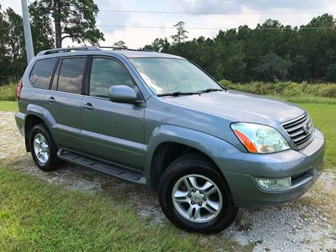 2005 Lexus GX 470 for sale at Charleston Car Collection in North Charleston SC