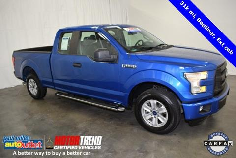 2015 Ford F-150 for sale in Lexington, KY