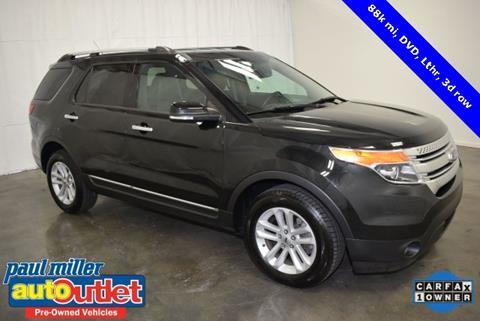 2014 Ford Explorer for sale in Lexington, KY