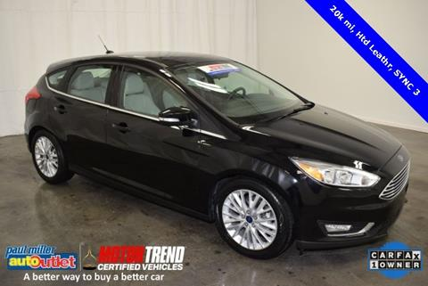 2016 Ford Focus for sale in Lexington, KY