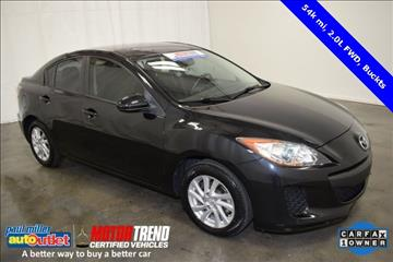 2012 Mazda MAZDA3 for sale in Lexington, KY
