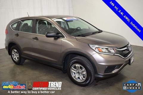 2015 Honda CR-V for sale in Lexington, KY