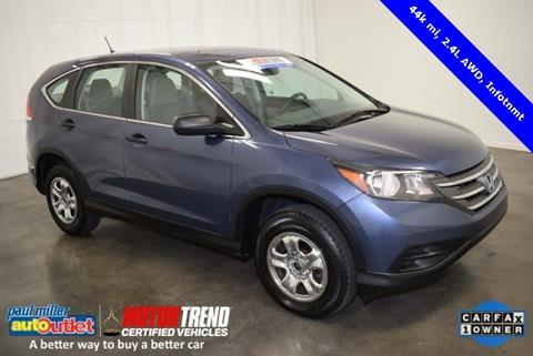 2014 Honda CR-V for sale in Lexington, KY