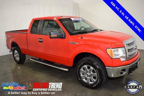 2013 Ford F-150 for sale in Lexington, KY