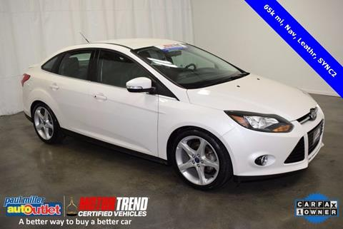 2014 Ford Focus for sale in Lexington, KY