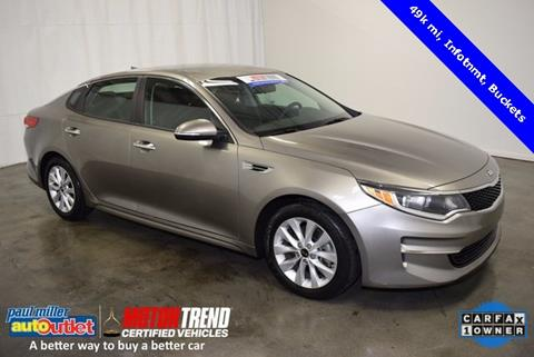 2016 Kia Optima for sale in Lexington, KY