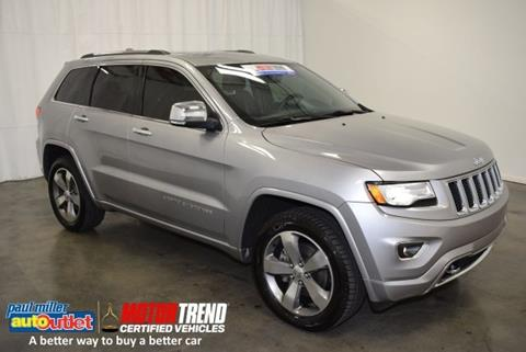 2014 Jeep Grand Cherokee for sale in Lexington, KY
