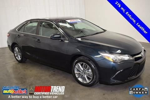 2017 Toyota Camry for sale in Lexington, KY