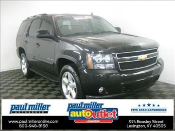 2007 Chevrolet Tahoe for sale in Lexington, KY