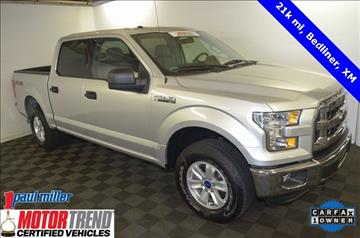 2016 Ford F-150 for sale in Lexington, KY