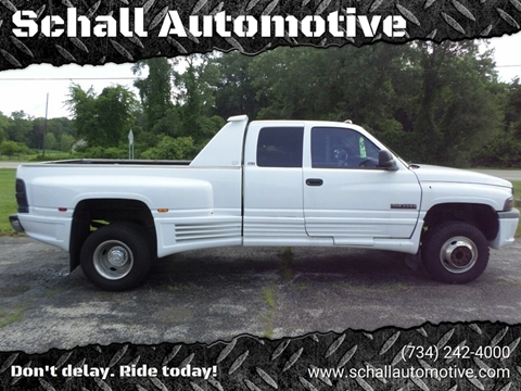1997 Dodge Ram Pickup 3500 for sale in Monroe, MI